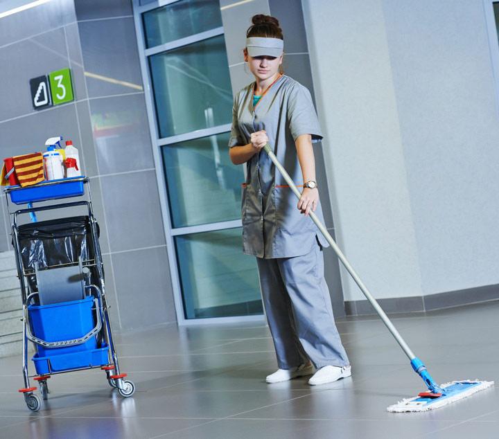 Limpieza Residencial, Industrial y Técnica